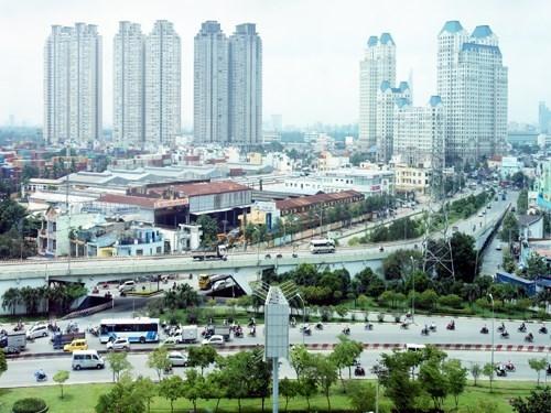 TP.HCM lọt vào top 10 thành phố năng động nhất thế giới