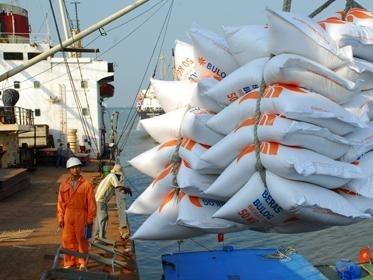 Xuất khẩu gạo Việt Nam nửa đầu năm giảm mạnh