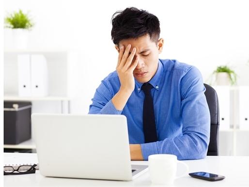 Căng thẳng và mệt mỏi: Rào cản đường công danh