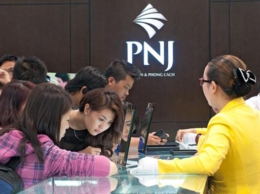 PNJ: Lợi nhuận tăng mạnh, vào vòng chung kết giải JNA