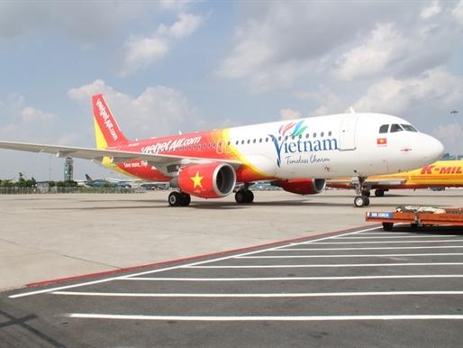 Vietjet Air ký thỏa thuận 56 triệu USD mua linh kiện máy bay