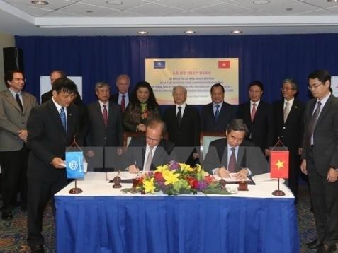 WB ký kết 4 hiệp định tín dụng với Việt Nam