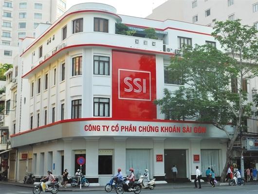 SSI: Room chỉ còn 5%, nhưng vẫn thu hút nhà đầu tư ngoại