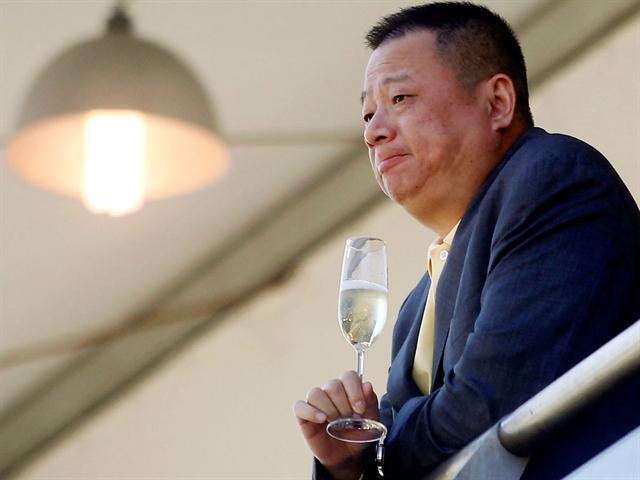Giới giàu nhất Trung Quốc mất 100 tỷ USD trong 1 tháng
