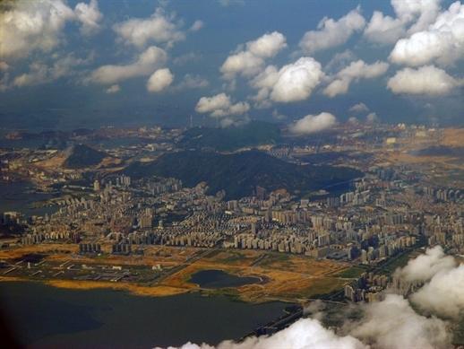 Trung Quốc có siêu đô thị lớn nhất thế giới