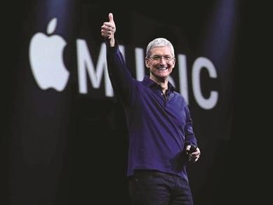 Apple Music: Kẻ phá bĩnh thị trường nhạc số