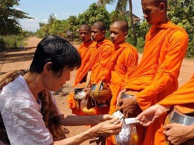 Người Việt Nam thích làm từ thiện nhất Châu Á