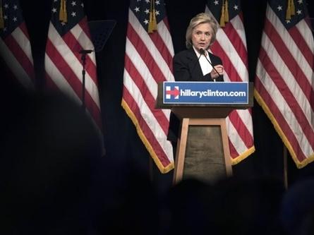 Liệu Uber có nên dè chừng Hillary Clinton?