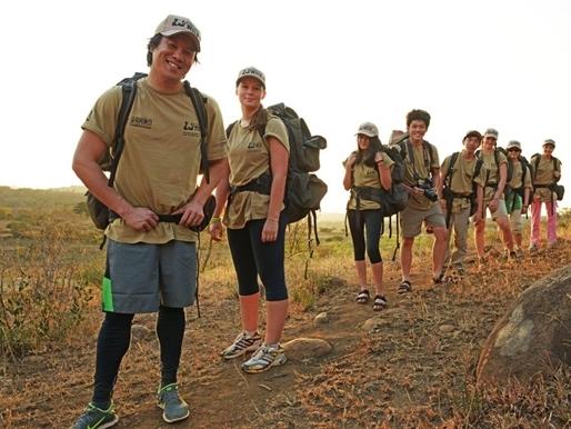 22 đại sứ trẻ Việt Nam lên tiếng bảo vệ tê giác sau chuyến đi đầu tiên đến châu Phi