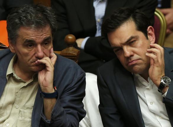 Quốc hội Hy Lạp chấp thuận những điều kiện khắc nghiệt của giới chủ nợ