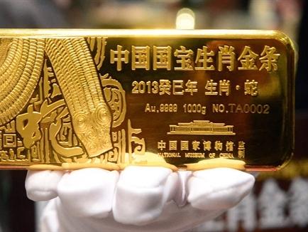 Trung Quốc lần đầu công bố lượng vàng dự trữ sau 6 năm im lặng