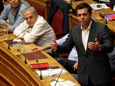 Hy Lạp cải tổ mạnh nội các