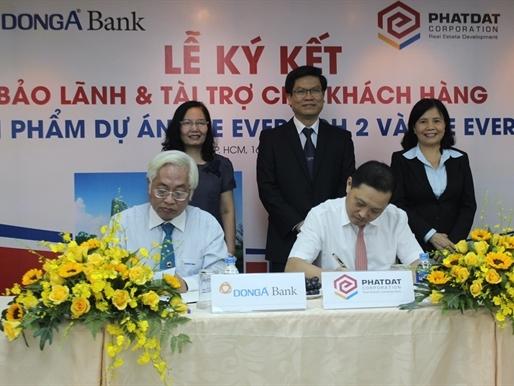 CTCP Phát Đạt ký kết chương trình hợp tác với DongA Bank