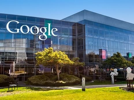 Vốn hóa Google tăng 60 tỷ USD trong một ngày