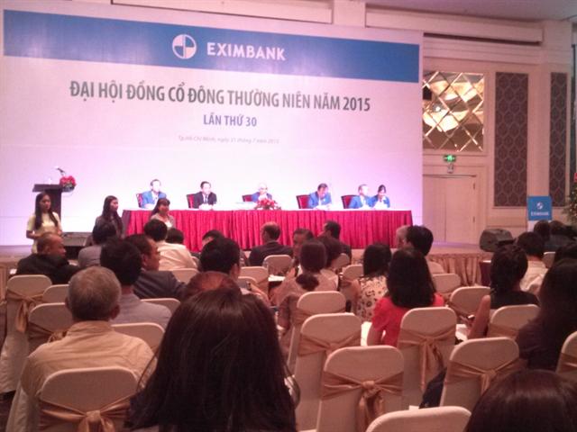 ĐHCĐ Eximbank: Sẽ tổ chức đại hội bất thường bầu nhân sự nhiệm kỳ mới