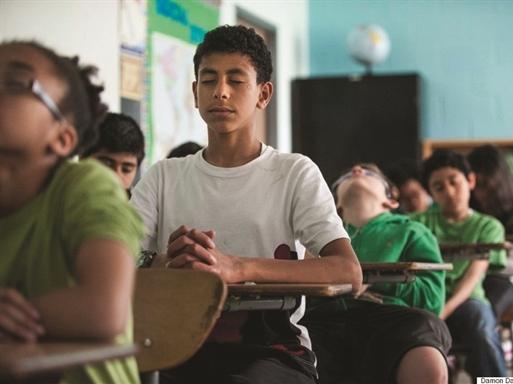Thiền cho học sinh: Học tốt hơn, sống vui hơn
