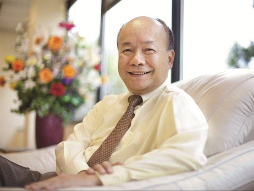Tiến sĩ Nguyễn Long: Người xây dựng an ninh mạng cho nước Mỹ