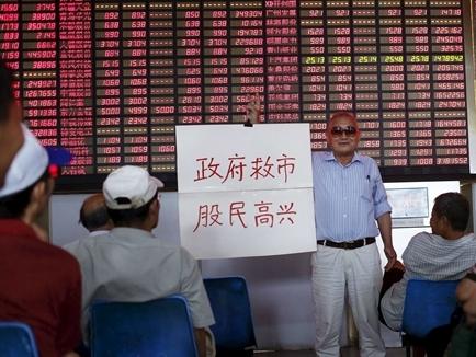 Chứng khoán Trung Quốc sẽ đóng cửa để kỷ niệm Thế chiến 2