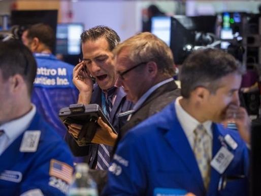 Chứng khoán Mỹ giảm điểm do báo cáo lợi nhuận thất vọng