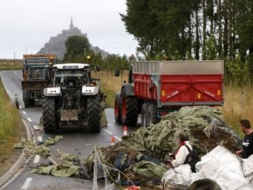 Pháp hỗ trợ 600 triệu euro cho nông dân