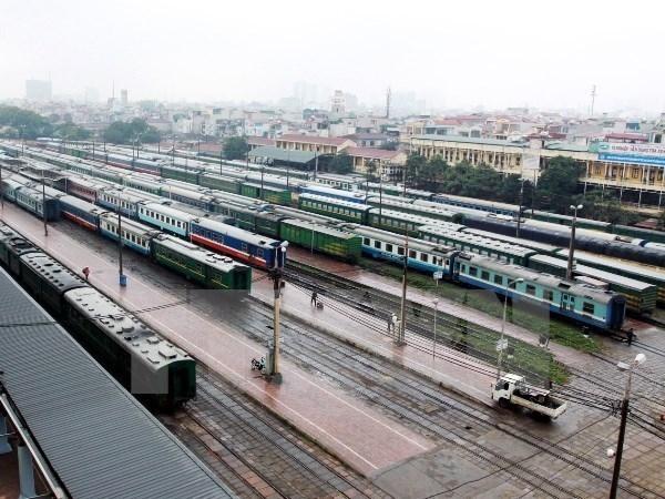 Vingroup muốn đầu tư vào 3 ga đường sắt lớn nhất Việt Nam