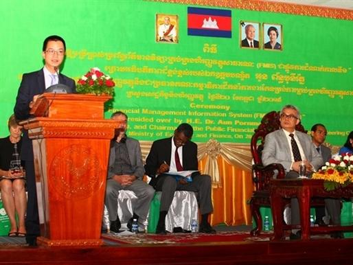 FPT IS vận hành hệ thống CNTT tại Campuchia