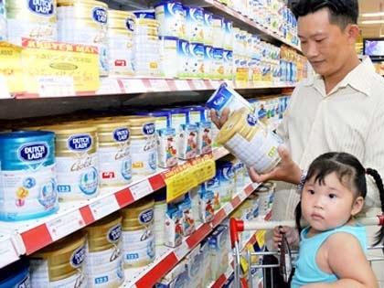 Thị trường sữa bột: Thành thị sụt giảm, nông thôn đầy tiềm năng