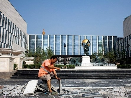 Trung Quốc đặt tăng trưởng 'khủng' cho 'thành phố ma' Thiên Tân