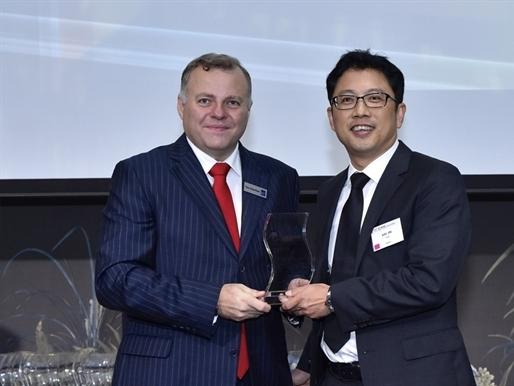 VPBank cùng lúc nhận 3 giải thưởng quốc tế