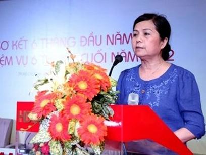 Chân dung tân Chủ tịch Vinamilk Lê Thị Băng Tâm