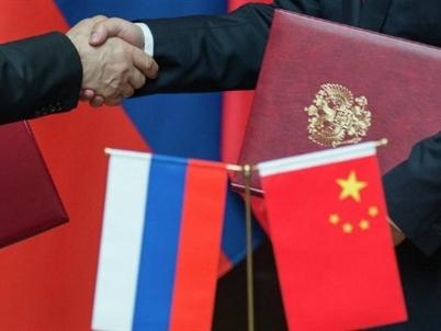 Trung Quốc muốn tăng kim ngạch thương mại với Nga lên 100 tỷ USD