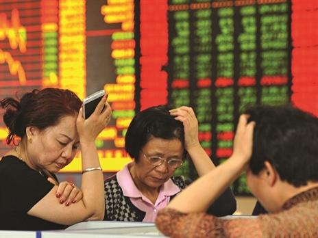 Cuộc giải cứu chứng khoán Trung Quốc
