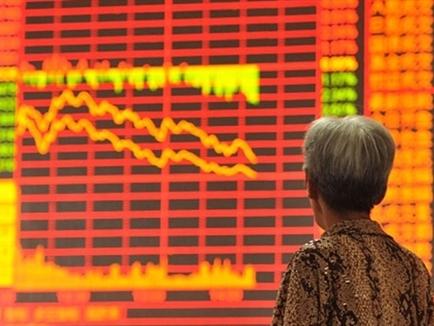 Đà lao dốc chứng khoán Trung Quốc qua những con số