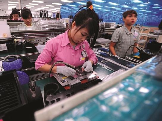 Samsung thách thức nhà cung ứng Việt