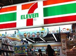 Siêu thị tiện lợi Seven Eleven sẽ có mặt tại Việt Nam