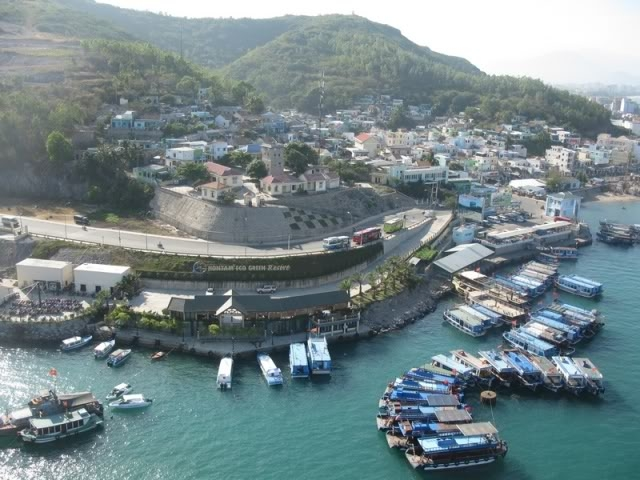Vinpearl Nha Trang đã sở hữu 34,64% Cảng Nha Trang