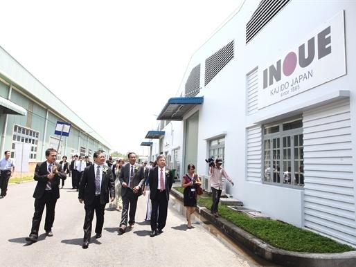 Đồng Nai: Thành lập trung tâm doanh nghiệp nhỏ và vừa Nhật Bản
