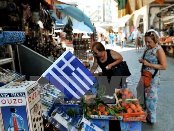 IMF tuyên bố chưa tham gia gói cứu trợ thứ 3 dành cho Hy Lạp