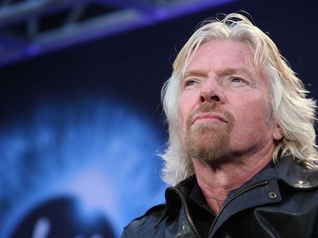 Những lý do giúp Richard Branson được yêu mến nhất thế giới