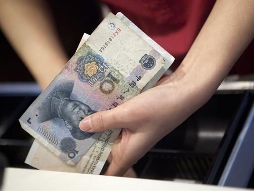 Tiền đang rút khỏi Trung Quốc