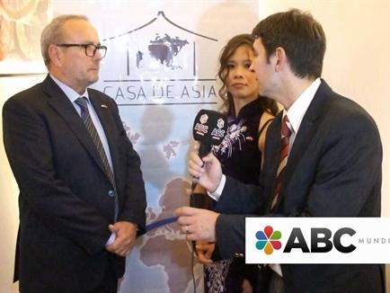 Tiến sĩ gốc Việt xây Nhà Châu Á tại Argentina