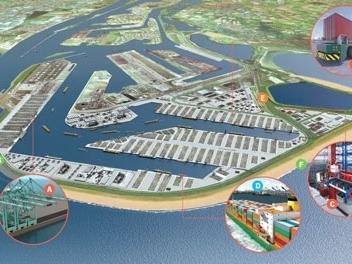 Cảng biển Cà Mau 2,5 tỉ USD: Liệu có khả thi?