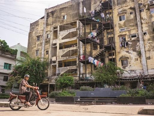 Cải tạo chung cư cũ: Lợi ích phải hài hòa