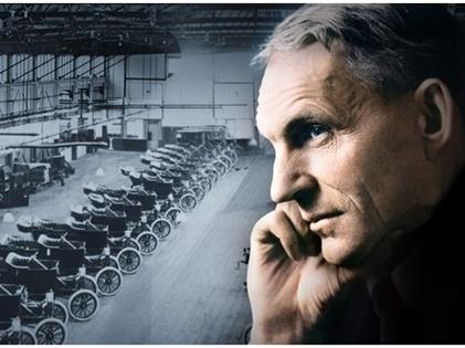 Henry Ford: Cử nhân Harvard hay mới ra tù đều như nhau