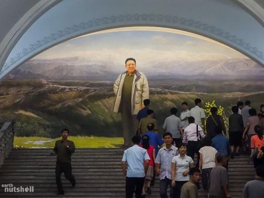 10 bức ảnh lạ về Triều Tiên