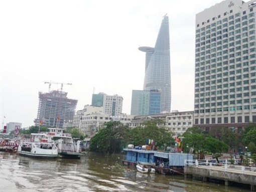 TPHCM quy hoạch tổ hợp cảng 200ha
