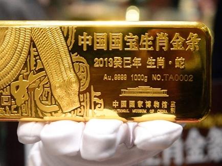Nga và Trung Quốc thiệt hại 5,4 tỷ USD vì vàng mất giá