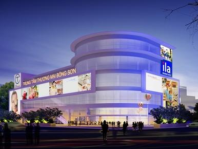 Ngày 11/8, C.T Group khởi công trung tâm thương mại Bồng Sơn