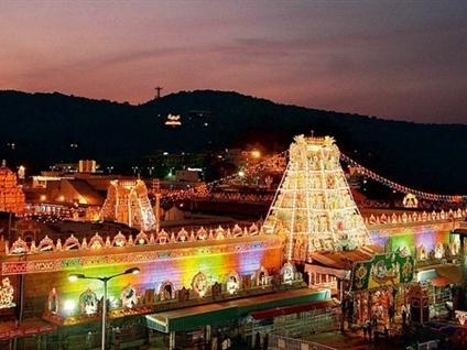 Một ngôi chùa Ấn Độ gửi 4,5 tấn vàng vào ngân hàng