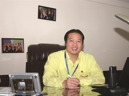 Đường đến doanh chủ của Hồ Đức Lam